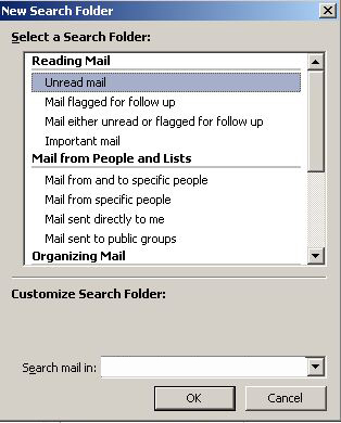 how to look at unread mail in gmail